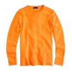 orange-jcrew-tee