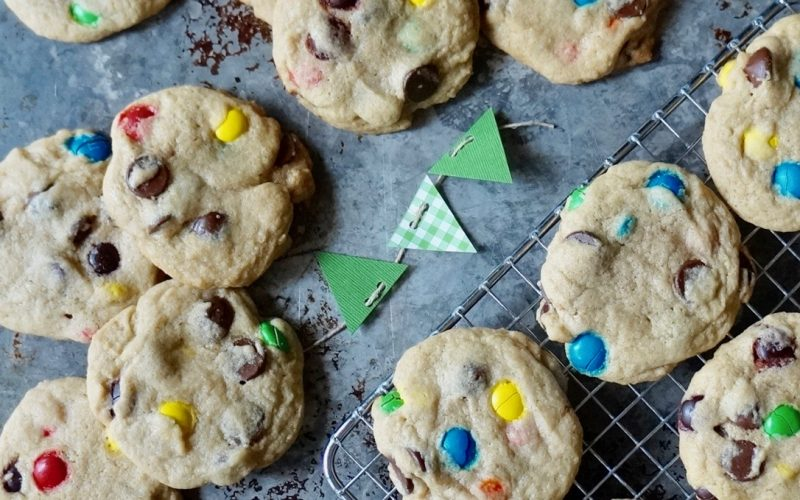Game Day Entertaining. M&M-Chocolate Chip Cookies By Rebecca Gordon Buttermilk Lipstick TV Cooking Personality Editor-In-Chief Southern Lifestyle Tailgating, Cooking & Entertaining Brand Pastry Chef Writer Author Tide & Tigers Today Tailgate Host WBRC Fox 6 Birmingham Alabama