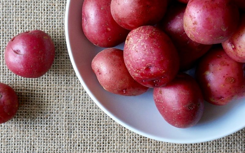 Oven Roasted New Potatoes By Rebecca Gordon Buttermilk Lipstick Cooking Lessons Editor-In-Chief Southern Cooking Baking Entertaining & Tailgating Brand Original Recipes Cooking Techniques & Tutorials Pastry Chef Writer Food Stylist Photographer Author Editorial Director TV Cooking Personality Talent Game Day Entertaining & Southern Socials