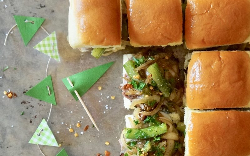 Game Day Entertaining. Mini Philly Cheesesteak Sliders By Rebecca Gordon Editor-In-Chief Buttermilk Lipstick Tailgating Recipes Appetizers Football Snacks Dip Entertaining Ideas Super Bowl The Big Game College Football Southern Tailgating Recipes Tailgate Party Menu