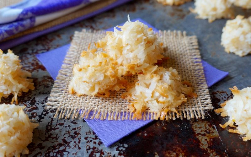 Classic Coconut Macaroons By Rebecca Gordon Buttermilk LIpstick TV Cooking Personality Birmingham Alabama Southern Hostess Recipes Original Food Crafts Party Ideas Spring & Easter Entertaining Sports & Tailgating Parties Tide & tigers Today Tailgating Host WBRC Fox 6 Raycom News Network Sports
