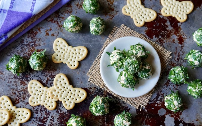 Blue Cheese-Olive Truffles By Rebecca Gordon Buttermilk Lipstick TvV Cooking Personality Birmingham Alabama Spring Entertaining Celebrations Party Ideas Sports Entertaining Tailgating Expert Tide & Tigers Today Game Day Host Raycom Sports WBRC Fox 6 Pastry Chef Cooking Lessons