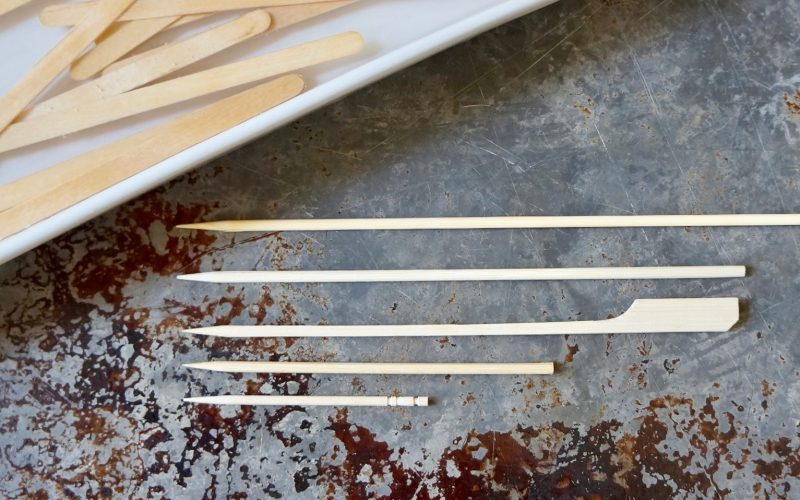 Grilled Rosemary-Dijon Chicken Kabobs By Rebecca Gordon Buttermilk Lipstick Editor-in-Chief Author Pastry Chef Writer TV Cooking Personality Birmingham Alabama Spring Entertaining Food Stylist Southern Hostess Tailgating Expert How TO Soak Wooden Skewers For Grilling Chicken Food & Original Craft Ideas Sports Entertaining Party Ideas Cooking Lessons
