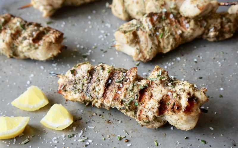 Southern-Entertaining-Grilled Rosemary-Dijon-Chicken-Skewers-Southern Hostess-Rebecca-Gordon-Buttermilk-Lipstick-Editor-In-Chief-Birmingham-Alabama-TV-Cooking-Personality-Game-Day-Entertaining-Modern-Parties