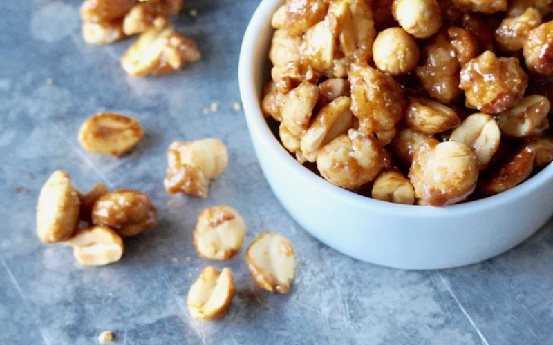 Cooking Classics. Candied Peanuts By Rebecca Gordon Buttermilk Lipstick Editor In Chief Culinary & Entertaining Brand Cooking & Baking Tutorials Pastry Chef Writer Food Stylist TV Cooking Personality Modern Southern Socials Game Day Entertaining