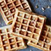 How To Make Banana Bread Waffles Recipe Rebecca Gordon Buttermilk Lipstick Cooking Classic Recipes Cooking & Baking Tutorials How To Make Best Waffle Crips Waffles Fluffy Waffles