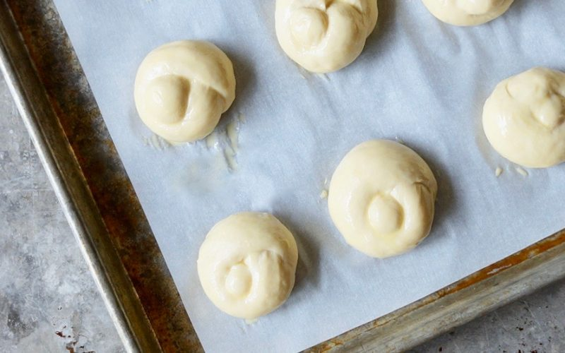 Honey-Butter Knotted Rolls By Rebecca Gordon Editor-In-Chief Buttermilk Lipstick Culinary & Entertaining Brand Cooking & Baking Tutorials Digital Culinary Photo Journalist Pastry Chef Writer Food Stylist TV Cooking Personality Game Day Entertaining Southern Recipes Parties Hostess Entertaining Solutions