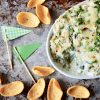 Classic Spinach Artichoke Dip By Rebecca Gordon Buttermilk Lipstick TV Cooking Personality Editor-In-Chief Southern Tailgating Cooking & Lifestyle Entertaining Brand Pastry Chef Author Writer Birmingham Alabama