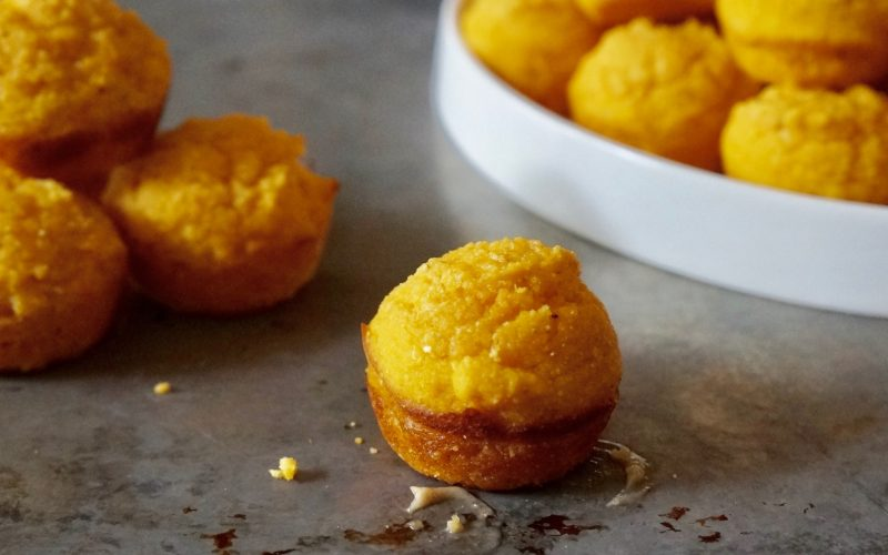 Southern-Tailgating-Recipes-Green-Tomato-Smoked-Chicken-Chili-By-Rebecca-Gordon-Editor-In-Chief-Buttermilk-Lipstick-GameDay-Entertaining-How-To-Make-Minature-Sweet-Potato-Cornbread-Muffins