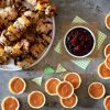 Tailgating Recipes. Jive Turkey Rosemary Kabobs With Moonshine Cranberry-Orange Relish By Rebecca Gordon Buttermilk Lipstick Game Day Entertaining Cooking & Baking Tutorials Game Day Entertaining Tailgating Recipes TV cooking Personality Modern Southern Socials Editorial Director Digital Culinary Photo Journalist Birmingham Alabama Southern Hostess Southern Entertaining