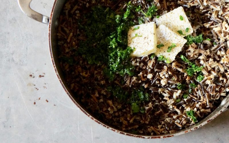 Holiday-Entertaining-Side-Dish-Recipes-Fresh-Cranberry-Almond-Wild-Rice-By-Rebecca-Gordon-Buttermilk-Lipstick-Southern-Entertaining-Cooking-Lessons-Thanksgiving-Meal-Holiday-Recipes-Christmas-Dinner-Side-Dish-Recipes-How-To-Make-Wild-Rice-RebeccaGordon-ButtermilkLipstick-Southern-Hostess