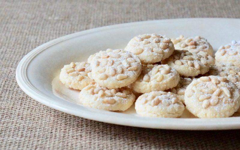 Italian Pignoli Cookies. Rebecca Gordon Editor-In-Chief Buttermilk Lipstick Culinary & Entertaining Techniques