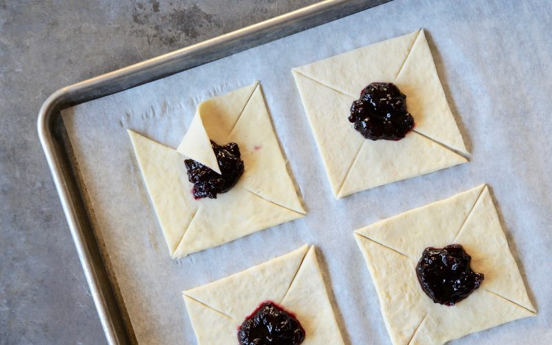 RebeccaGordon Baking Expert Fresh Blueberry Danish Pinwheels By Rebecca Gordon Editor-In-Chief Buttermilk Lipstick Culinary Entertaining Techniques Cooking Baking Tutorials Southern Entertaining RebeccaGordon Southern Hostess Modern Southern Socials Game Day Entertaining Pastry Chef Birmingham Alabama ButtermilkLipstick Culinary Lessons How To Make Classic Pinwheel Pastry