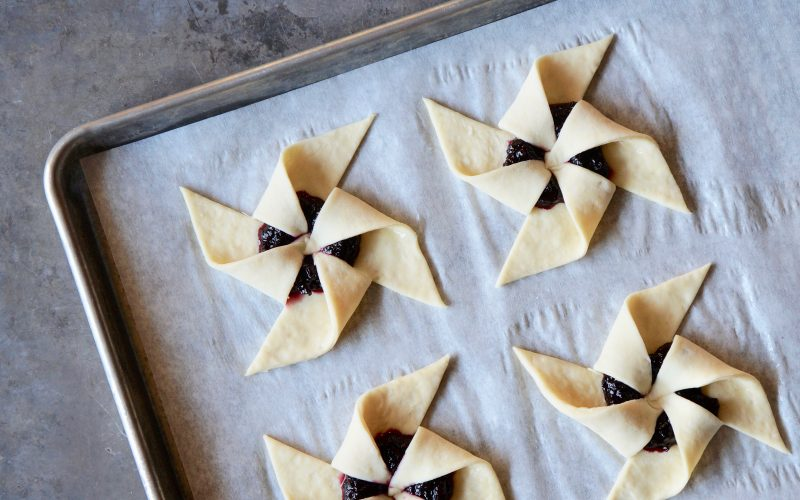 Fresh Blueberry Danish Pinwheels By Rebecca Gordon Editor-In-Chief Buttermilk Lipstick Culinary Entertaining Techniques Cooking Baking Tutorials Southern Entertaining RebeccaGordon Southern Hostess Modern Southern Socials Game Day Entertaining Pastry Chef Birmingham Alabama ButtermilkLipstick Culinary Lessons How To Make Classic Pinwheel Pastry