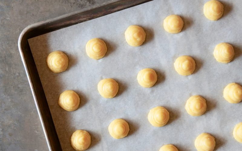 How To Make Gougeres By Rebecca Gordon Editor-In-Chief Buttermilk Lipstick Culinary Entertaining Techniques Magazine Pate A Choux By Rebecca Gordons Buttermilk Lipstick Digital Culinary Instructional Magazine Cooking Baking Tutorials Game Day Entertaining Modern Southern Socials RebeccaGordon Pastry Chef TV Cooking Personality Birmingham Alabama How To Make Classic Dessert Pastries Pate A Choux Buttermilk Lipstick Publisher