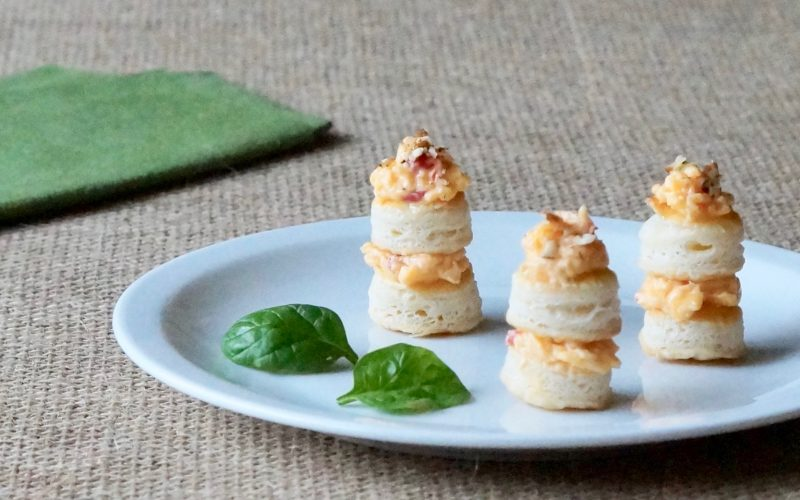 Pimiento Cheese-Puff Pastry Napoleon Canapes By Rebecca Gordon Editor-In-Chief Publisher Buttermilk Lipstick Culinary Instructional Magazine. Spring Entertaining Vol-au-Vents With Puff Pastry By Rebecca Gordon Editor-In-Chief Publisher Buttermilk Lipstick Instructional Culinary Magazine. Spring Entertaining. Party Menus Baking Cooking Tutorials Modern Southern Socials Birmingham Alabama RebeccaGordon ButtermilkLipstick Game Day Entertaining Southern Entertaining Publisher Lifestyle Cooking Techniques TV Cooking Personality Pastry Chef