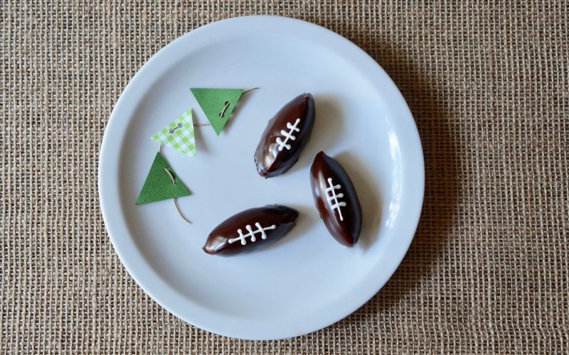 Buckeye Footballs By Rebecca Gordon Editor-In-Chief Buttermilk Lipstick Culinary Entertaining Techniques. Game Day Entertaining cooking baking tutorials modern southern socials game day entertaining rebeccagordon southern hostess birmingham alabama pastry chef tv cooking personality