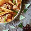 Shrimp Blini By Rebecca Gordon Editor In Chief Buttermilk Lipstick Culinary Entertaining Techniques. Southern Hostess
