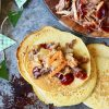 BBQ Blini By Rebecca gordon Editor In Chief Buttermilk Lipstick Culinary Entertaining Techniques. Southern Hostess