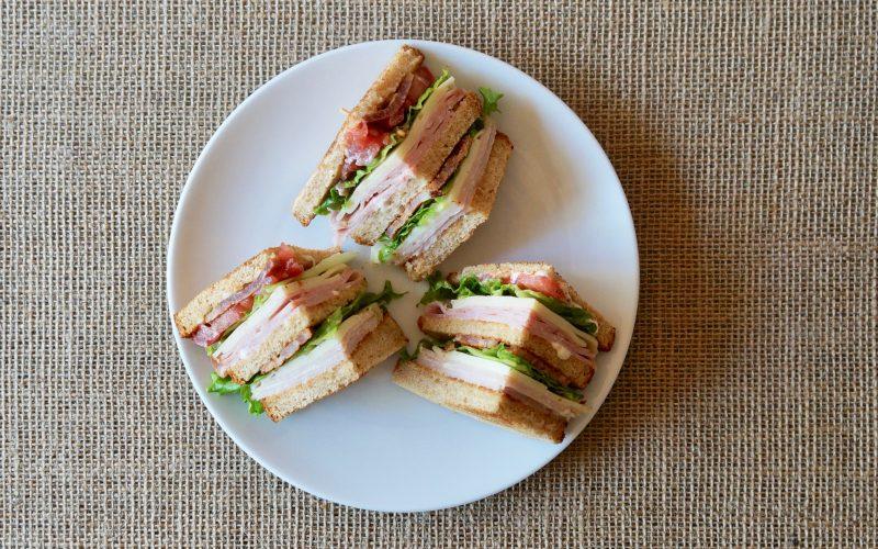 How To Make Classic-Club-Sandwich-Rebecca-Gordon-Cooking-Tutorials-Buttermilk-Lipstick-Southern-Hostess-Entertaining-Techniques-Rebecca-Gordon-Pastry-Chef-Southern-Hostess-TV-Personality-Birmingham-Alabama