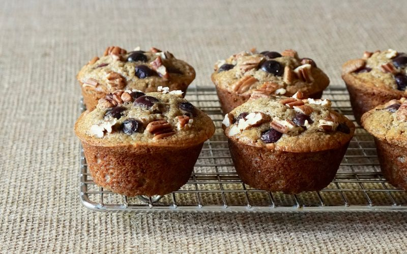 Blueberry-Banana-Muffins-With-Flax-Rebecca-Gordon-Buttermilk-Lipstick-Cooking-Class-Baking-Tutorial-Southern-Entertaining-Southern-Hostess-Chef-TV-Personality-Birmingham-Alabama