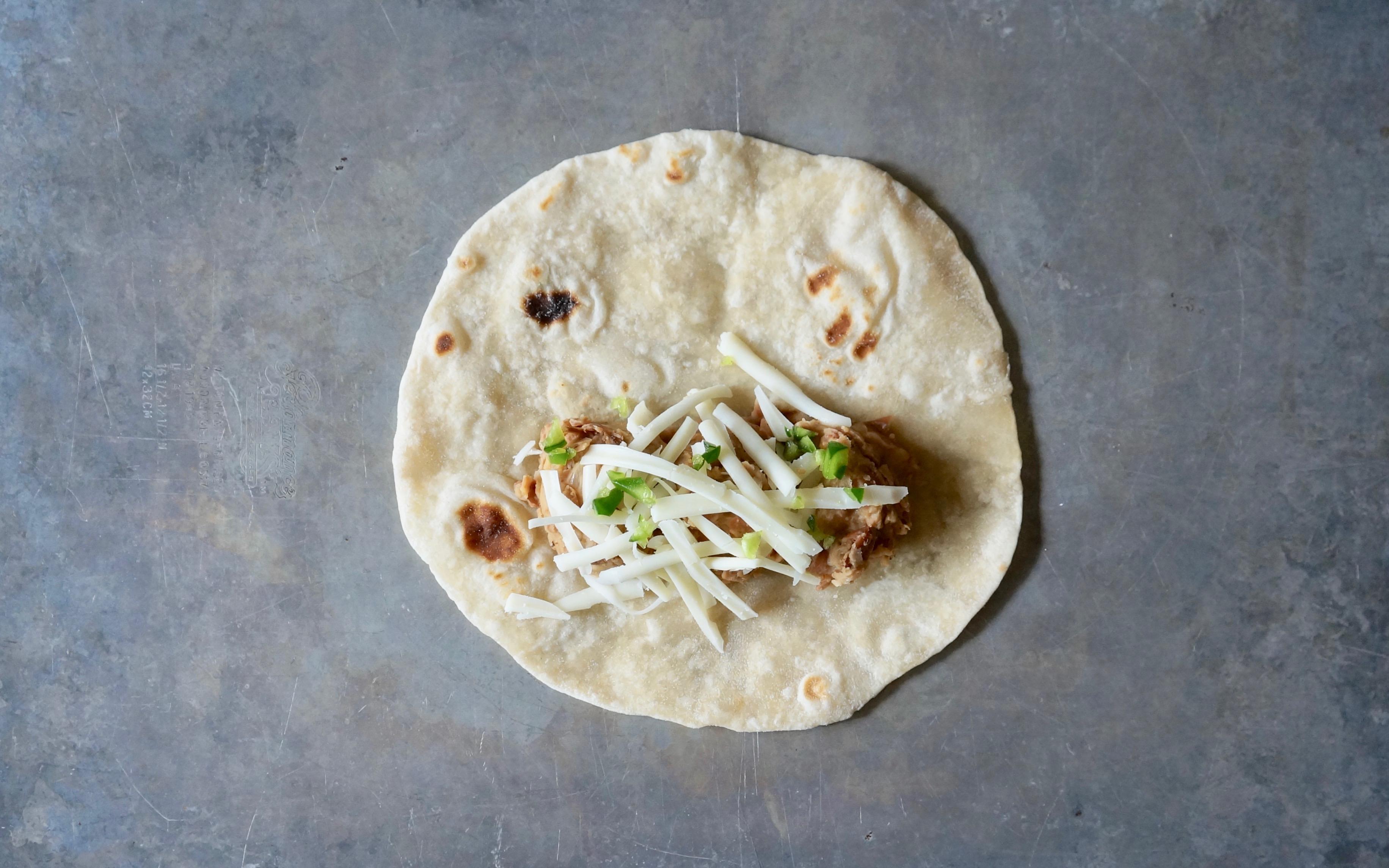 Refried-Pinto-Bean-Burritos-How-To-Fold-A-Burrito-Rebecca-Gordon-Editor-In-Chief-Buttermilk-Lipstick-Cooking-Class-Bean-Burrito-RebeccaGordon-Southern-Hostess-Pastry-Chef-Gardener-Birmingham-Alabama