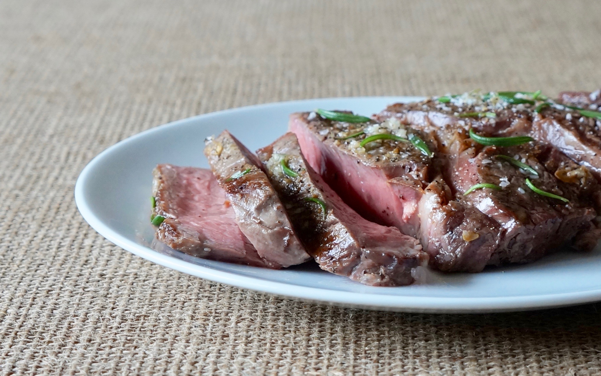 How-To-Make-Pan-Seared-Rosemary-Garlic-Ribeye-Steaks-Rebecca-Gordon-Publisher-Buttermilk-Lipstick-Culinary-Entertaining-Techniques-RebeccaGordon-Pastry-Chef-Birmingham-Alabama