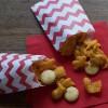Ranch Cracker Snack Mix RebeccaGordon ButtermilkLipstick Tailgating Recipes
