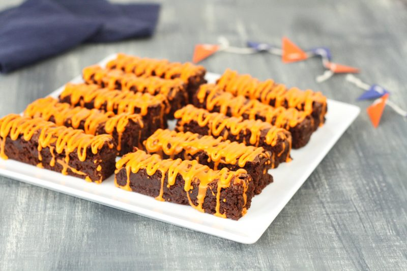Tiger Tail Brownies Auburn Tailgating Recipes Rebecca Gordon Buttermilk Lipstick Tailgating Expert Game Day Hostes SUDIA The Dairy Playbook Of Tailgating Recipes Iron Bowl Desserts Snacks