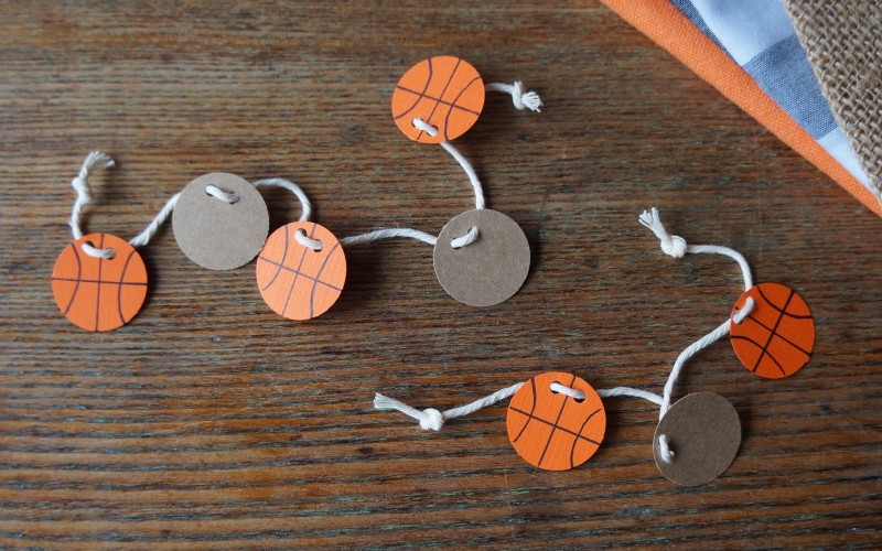 Sports entertaining party ideas rebecca gordon buttermilklipstick parties ball game hoops