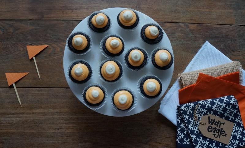 cupcakes tailgate cupcakes football tailgate cupcakes driller cupcakes ...