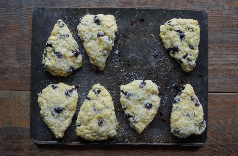 How To Make Cornmeal Scones Rebecca Gordon Buttermilk Lipstick Southern Recipes