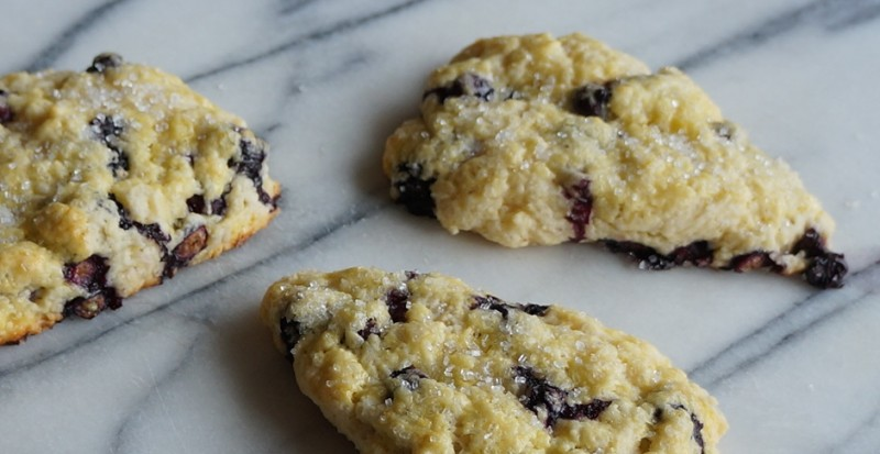 Cornmeal Scones How To Blueberry RebeccaGordon ButtermilkLipstick Tailgating Recipes Southern Hostess