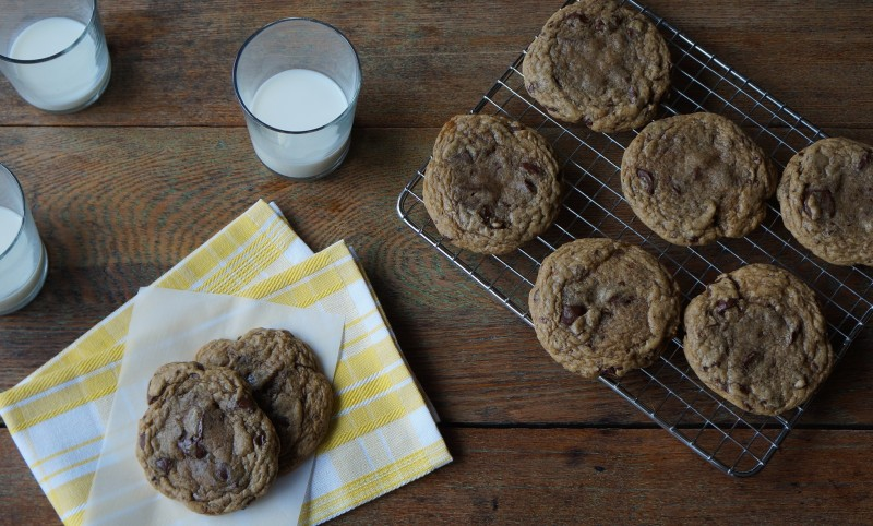 chocolate chip cookies Rebecca Gordon Southern Hostess Buttermilk Lipstick Tailgating Party recipes
