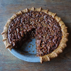 Southern Pecan Pie Thanksgiving Entertaining rebeccagordon buttermilklipstick hostess tailgating birthday celebrations