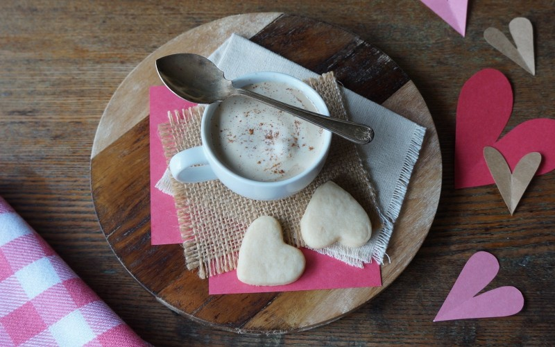 Valentines Day Talk Of Alabama Buttermilk Shortbread Hearts Arrows Cards Tailgate Entertaining