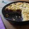 What Is Buttermilk Buckle Blackberries Blueberries rebeccagordon buttermilklipstick summer entertaining cake easy southern recipes tailgating party