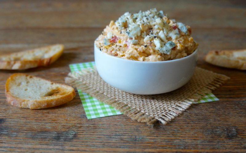 Orange & Blue Pimiento Cheese By Rebecca Gordon Southern Tailgating Gameday Hostess Tide & Tigers Today Tailgate Party Recipes by RebeccaGordon Buttermilk Lipstick Football Entertaining Ideas Party Alabama Auburn WBRC Fox 6 Birmingham Raycom Sports News Network
