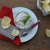 charred lowfat onion dip fresh herbs greek yogurt rebecca gordon buttermilk lipstick summer entertaining