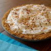 How To Toast Coconut Classic Coconut Icebox Pie RebeccaGordon ButtermilkLipstick Southern Hostess Summer Living