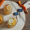 Ginger Peach Game day punch rebeccagordon buttermilklipstick tailgate food drinks ideas party southern hostess