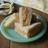 pimento cheese finger sandwiches rebeccagordon buttermilklipstick southern hostess wedding shower party ideas