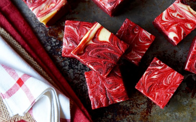 How To Make Red Velvet Cheesecake Brownies By Rebecca Gordon Buttermilk Lipstick Southern Hostess Tv Cooking Personality Author Chef Valentine's Day Easy Entertaining Sports Tailgating Expert Birmingham Alabama Dessert Chocolate