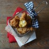 How To Make Hushpuppies RebeccaGordon ButtermilkLipstick GameDay Food Tailgate Recipes Southern Hostess Outdoor Living