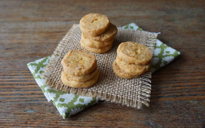 Spring Entertaining Southern Cheese Straws Buttermilk