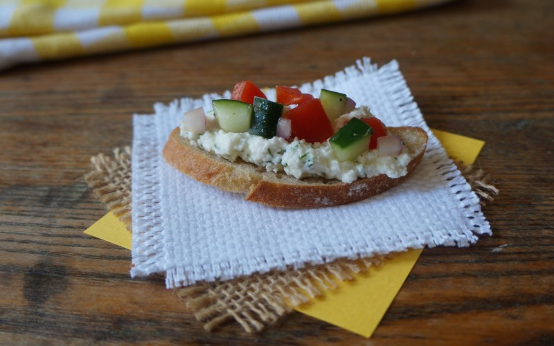 Summer Crostini Party Rebecca Gordon Buttermilk Lipstick Easy Entertaining Ideas Southern Recipes Hostess wedding party bridal Shower tailgating