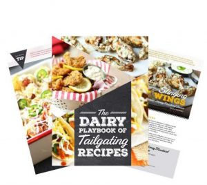 Rebecca Gordon Buttermilk Lipstick Collaboration With The Southeast Dairy SUDIA Tailgating Recipes Game Day Entertaining Tips Recipes Free Tailgate Party Cookbook Featuring Your Favorite Teams & Local Flavors
