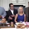 Rebecca Gordon Buttermilk Lipstick tailgating Chipotle Chili Hot Dog Bar