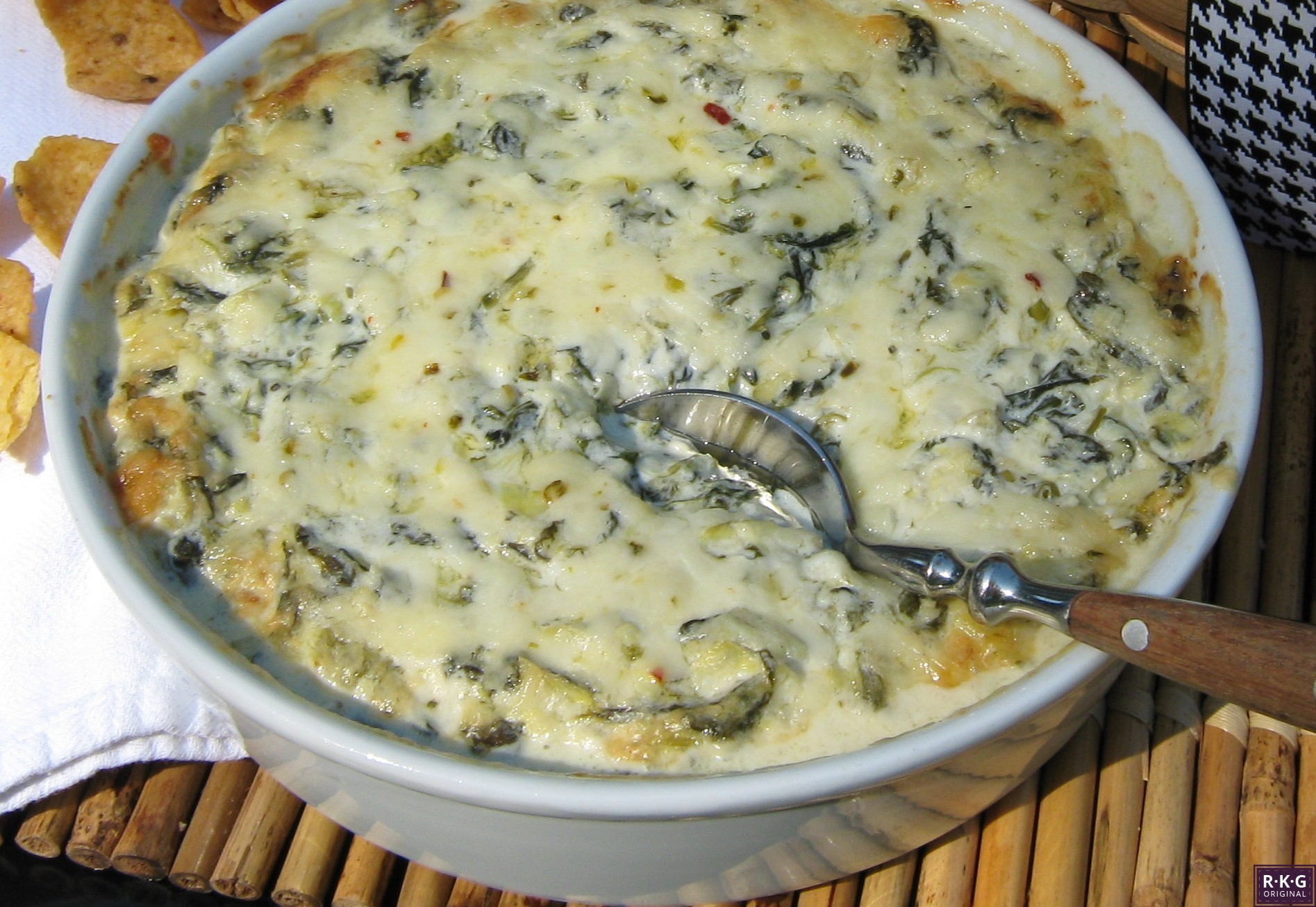 Hot spinach and artichoke dip to your nexthot artichoke spinach dip