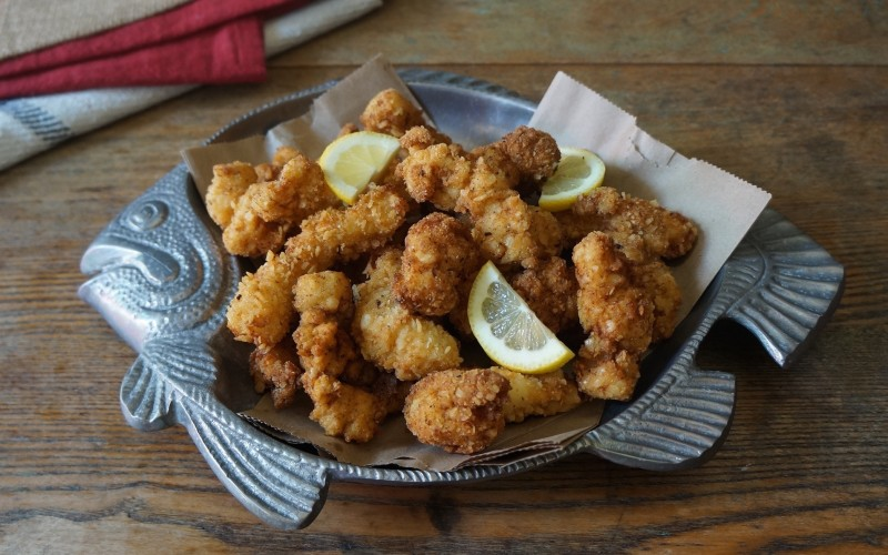 lake entertaining southern summer fish fry rebeccagordon buttermilk lipstick southern hostess